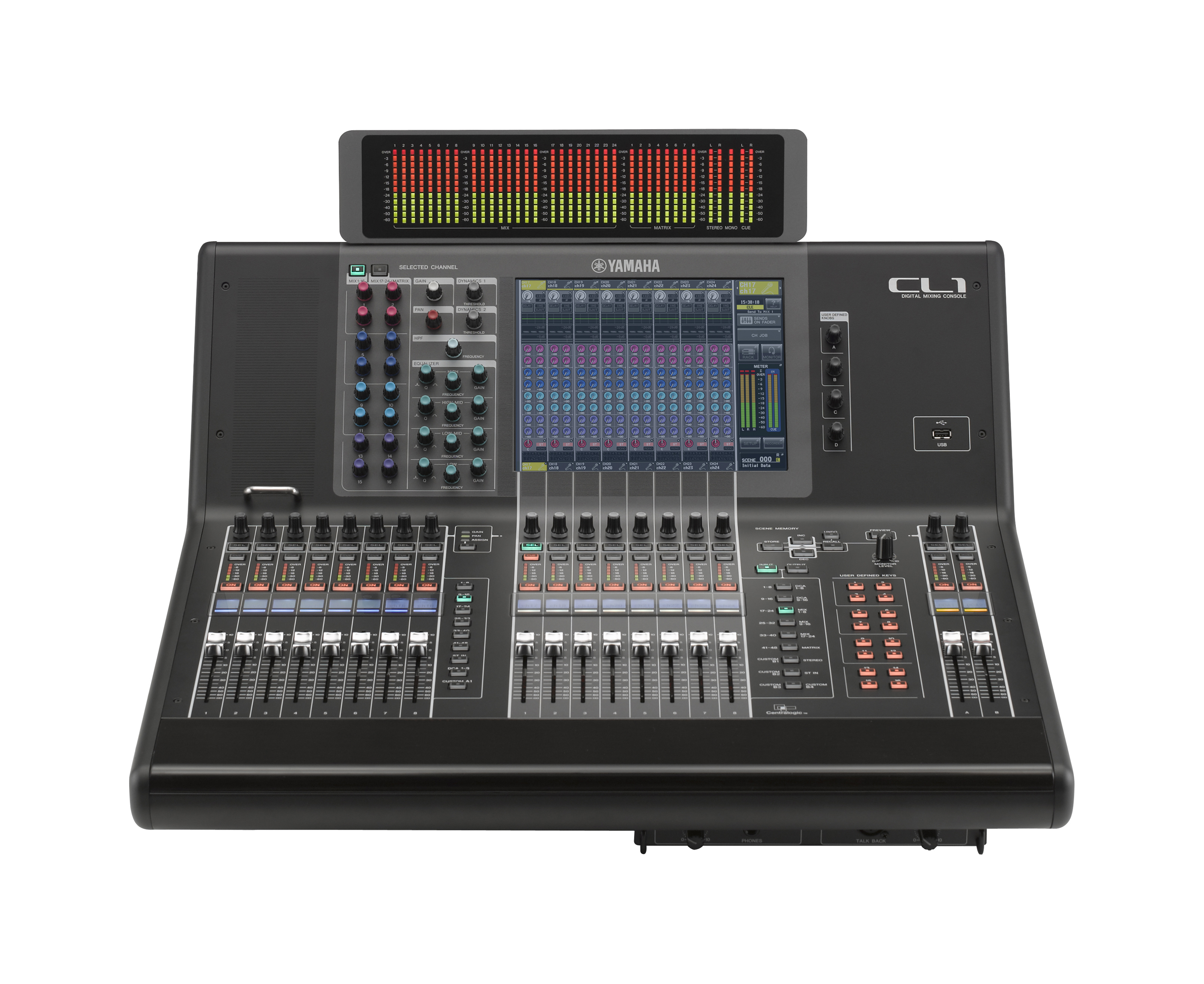 Yamaha cl s rie pro music s r o for Yamaha commercial audio