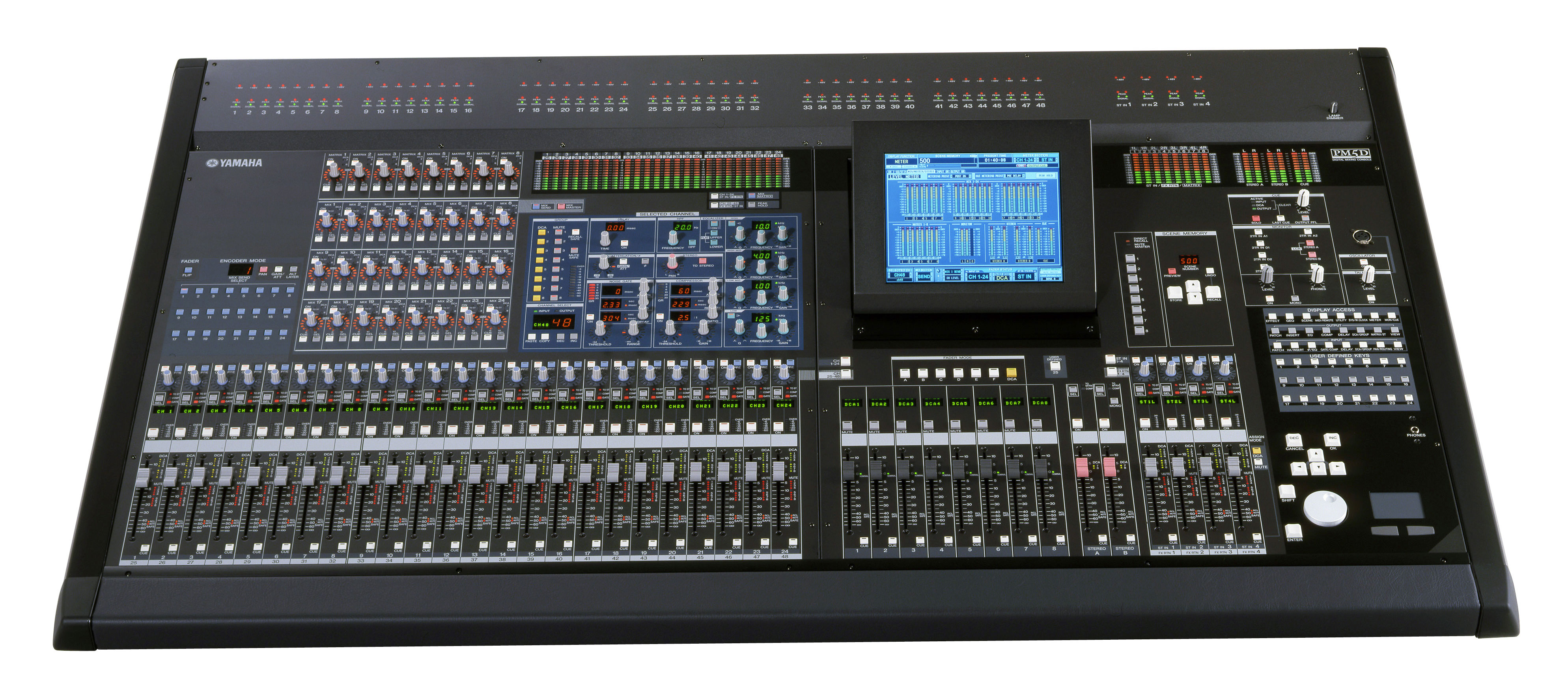 Yamaha pm5d s rie pro music s r o for Yamaha commercial audio