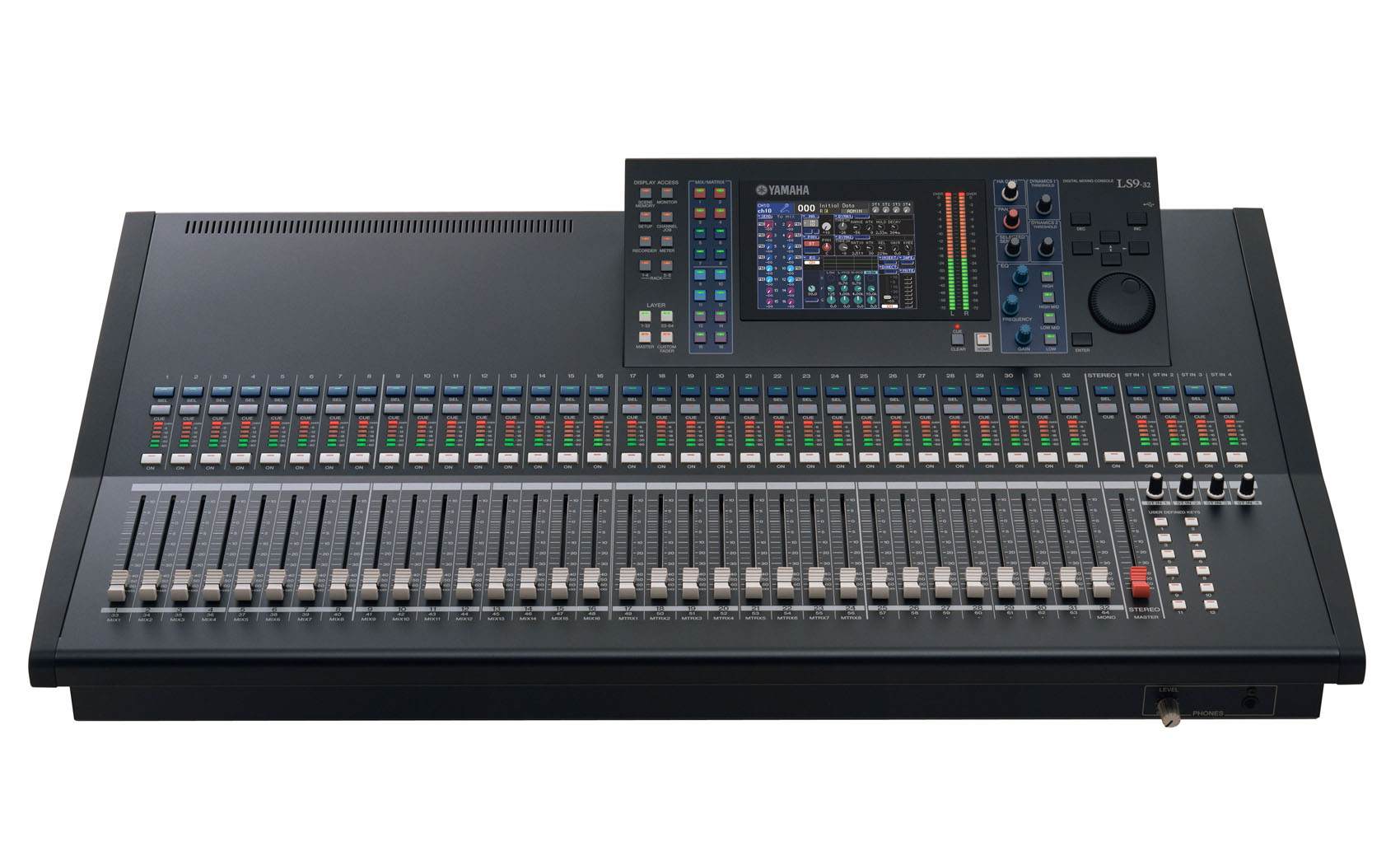 Yamaha ls9 s rie pro music s r o for Yamaha commercial audio